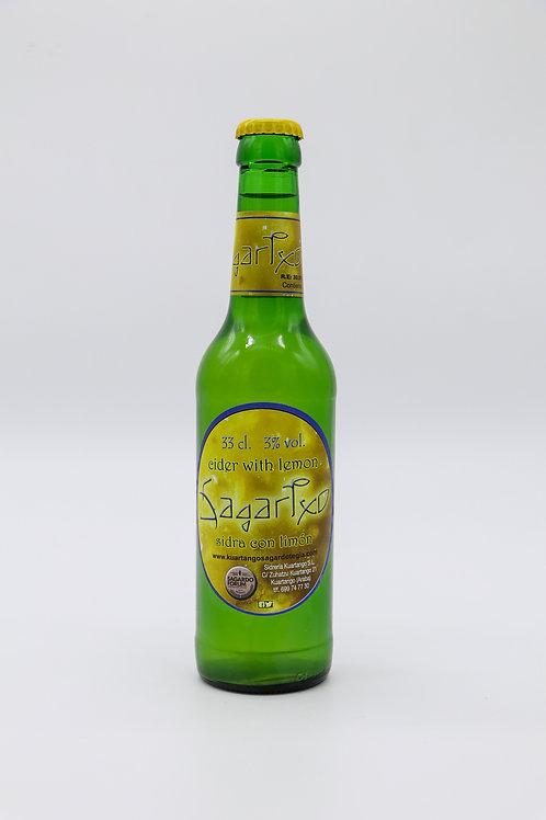 Sidra con Limón (Sagartxo)