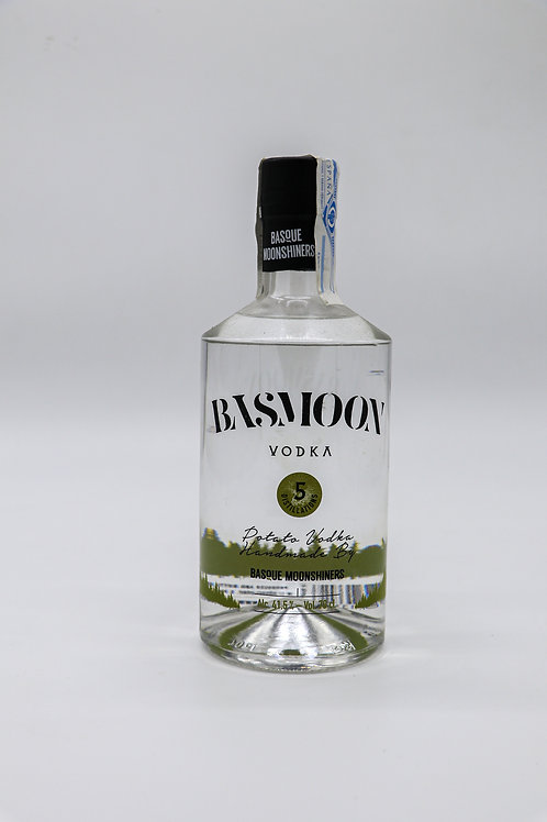 Vodka Basmoon (elaborado con patata)