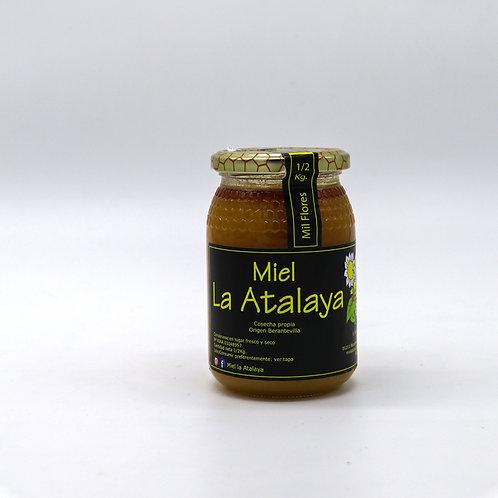 Miel La Atalaya (1 kilo)