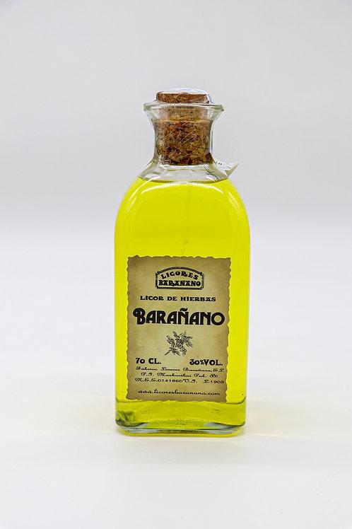 Orujo - Licor de Hierbas Barañano (1 litro)