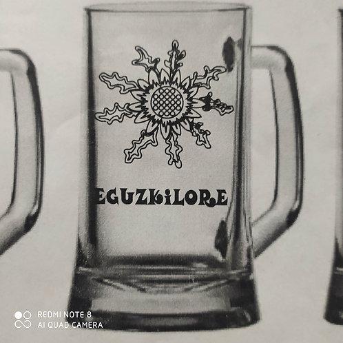 Jarra de Cerveza serigrafiada personalizada