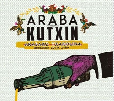 Estaremos en el evento <Araba Kutxin> con nuestra carretilla promocionando los productos locales