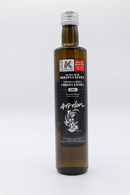 Aceite Euskolabel Virgen Extra (500ml)