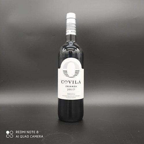 Tinto Rioja Crianza Covila