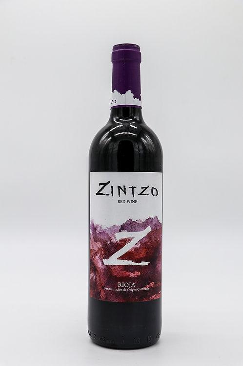 Tinto Rioja Año Zintzo