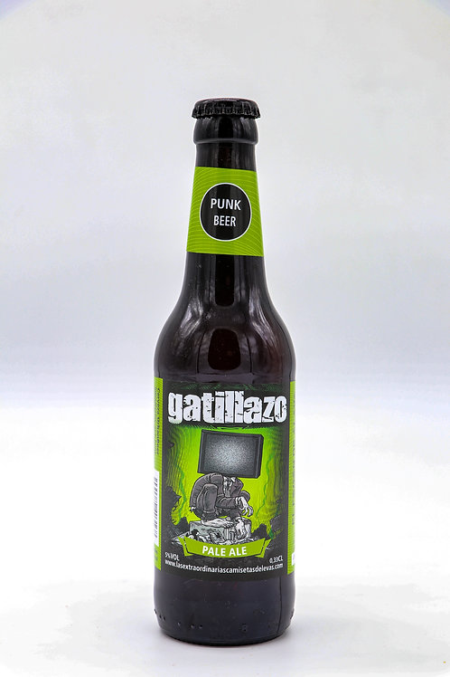 Cerveza Artesana Musical (Gatillazo)