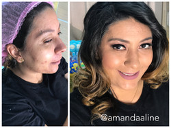 melhor maquiadora de noiva rj