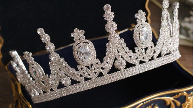 Tiara Coroa de Noivas - Mariah