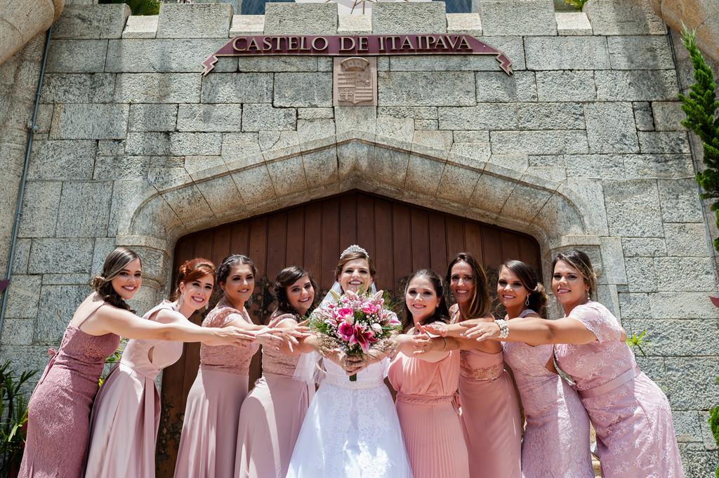 casamento castelo de itaipava