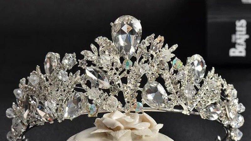 Tiara Coroa de Noivas - Luz