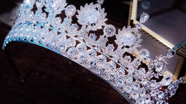 Tiara Coroa de Noivas - Alice