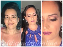 Maquiadora formanda Rio de janeiro