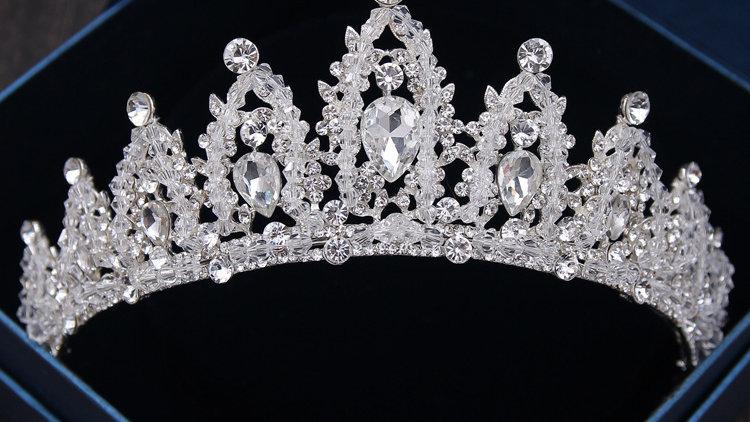 Tiara Coroa de Noivas - Emma