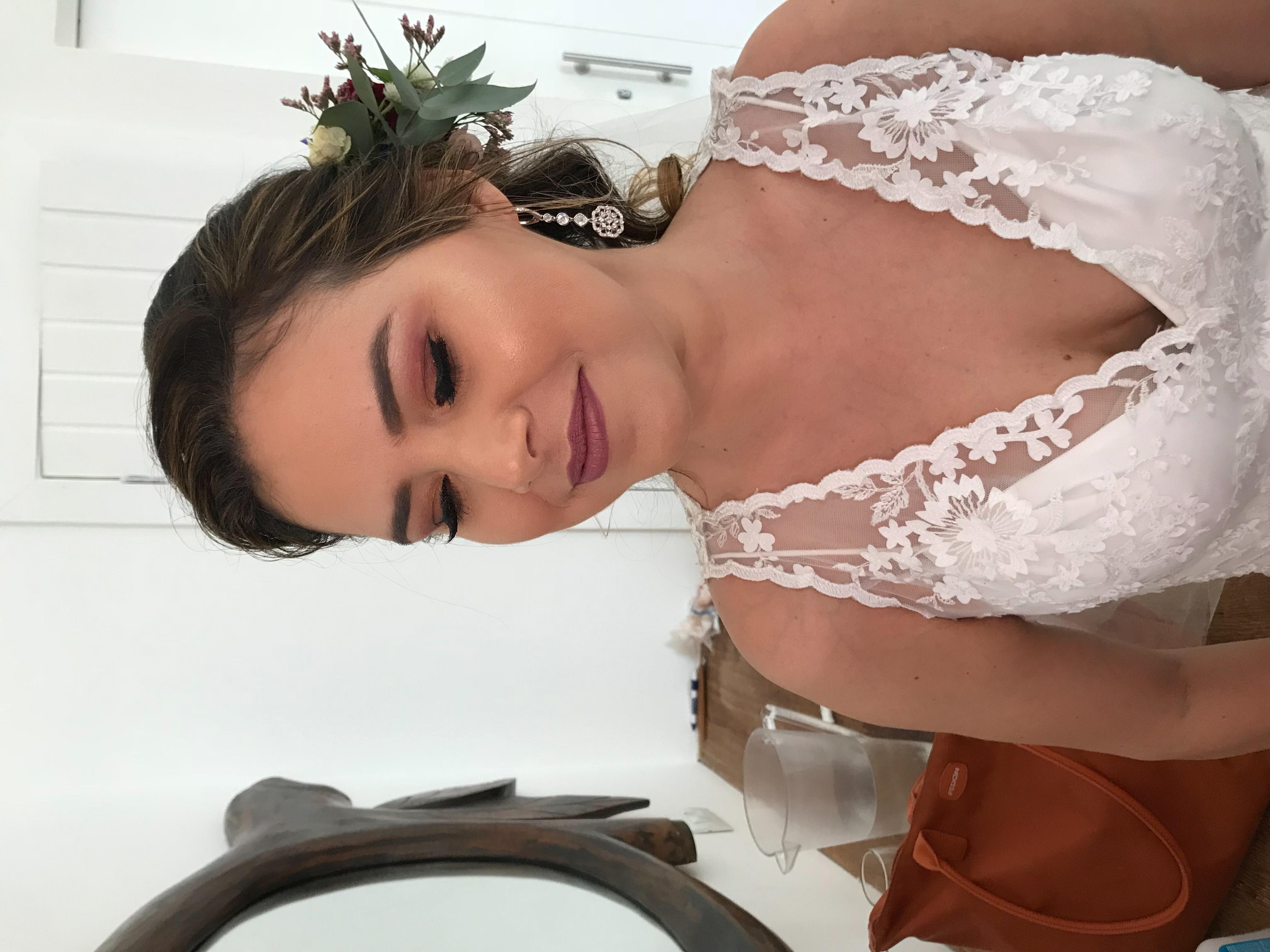maquiagem e penteado búzios rj