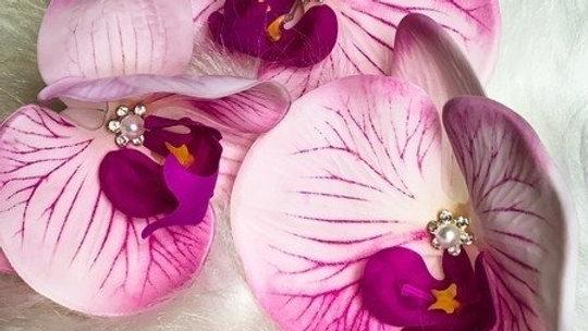 Pin Orquídea - Lilás