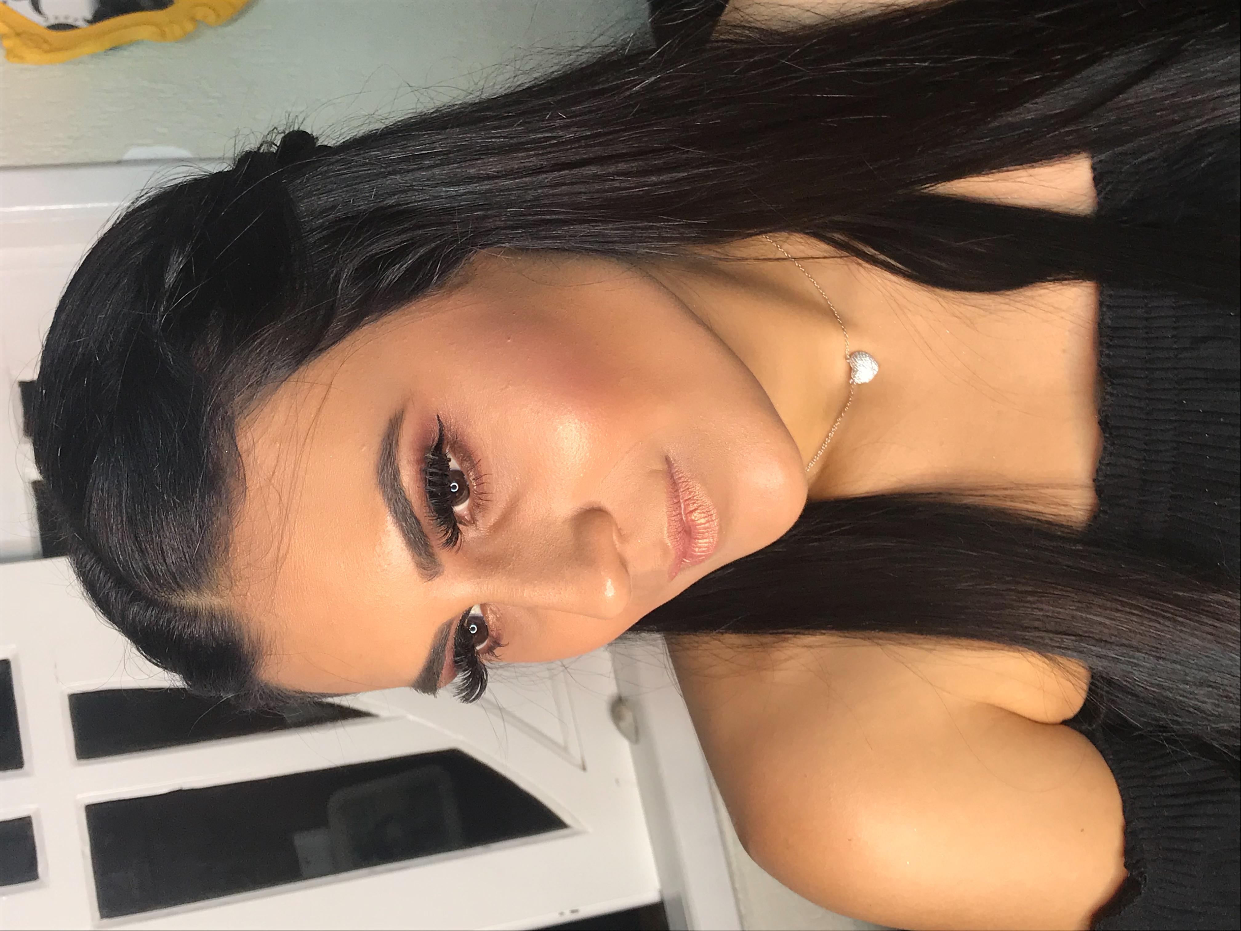 maquiagem e penteado rj