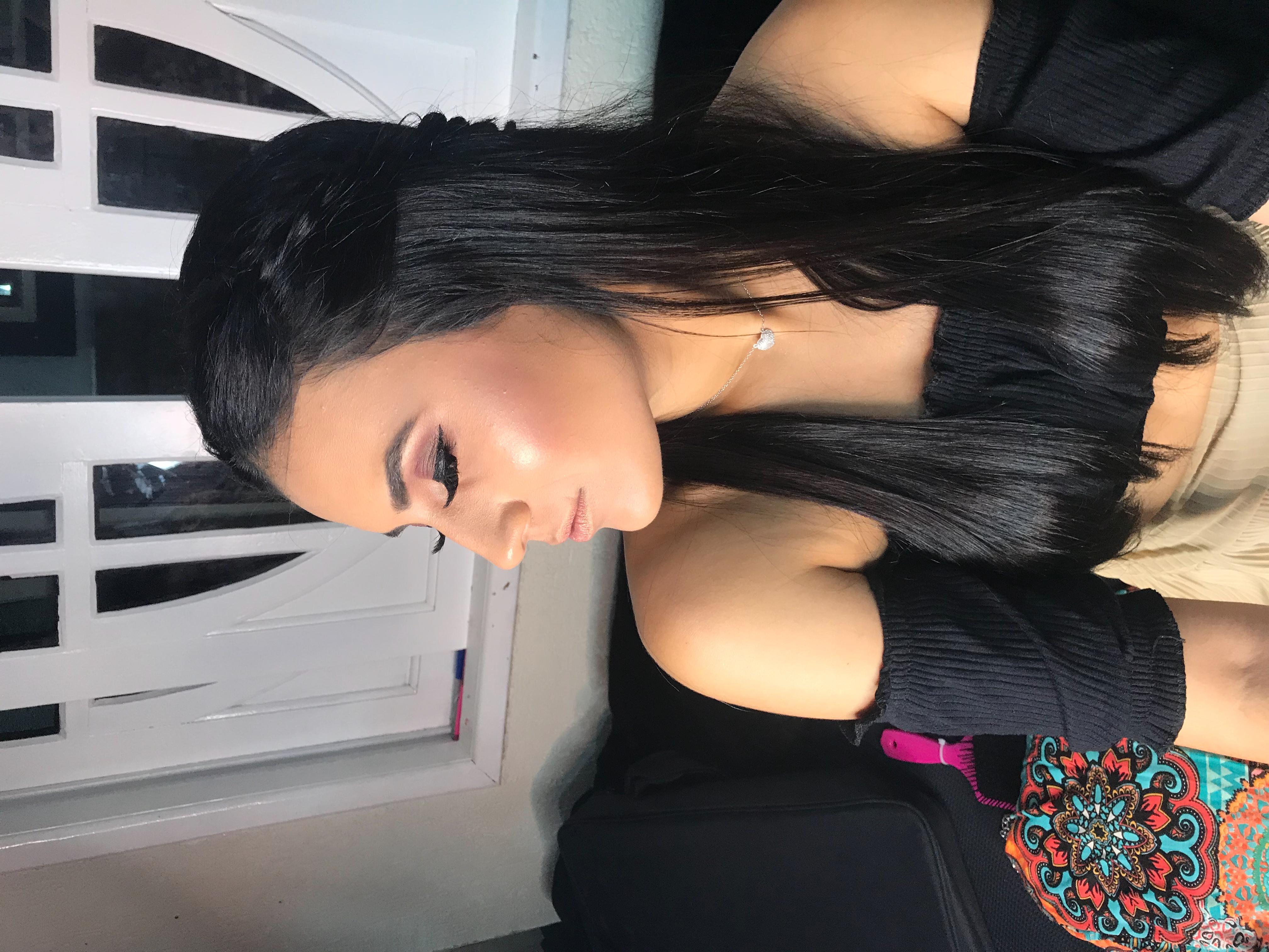 Maquiadora formanda Rj