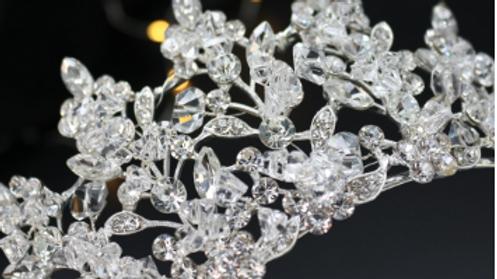Coroa de Noivas em Zircônia - Diamond