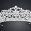 Thumbnail: Coroa de Noivas em Zircônia - Fancy