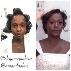 maquiagem noiva pele negra