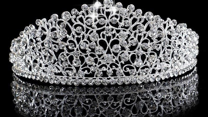 Coroa de Noiva - Super Brilhante