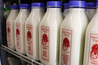 Sherman Farm Milk