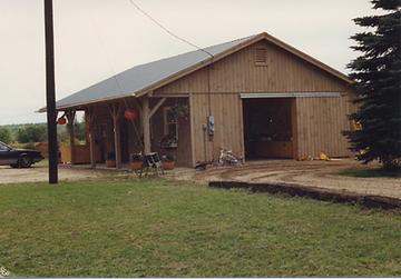 Sherman Farm Drive-thru Farmstand