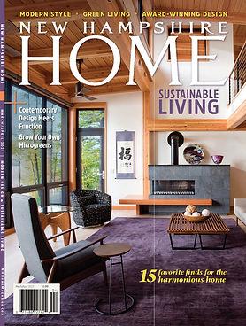 "New Hampshire Home Magazine ""Award-Winning Architecture"""
