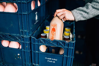 Farm Market - Milk