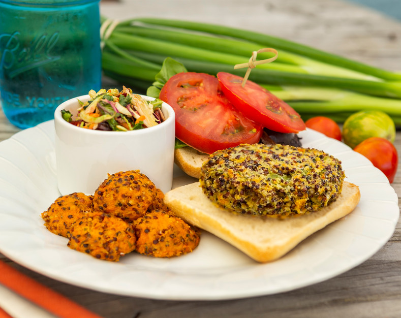 quinoa_veggie_burger_sweet_potato_tots_h
