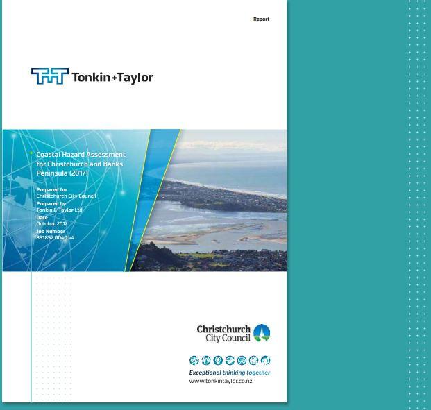 Tonkin & Taylor Report