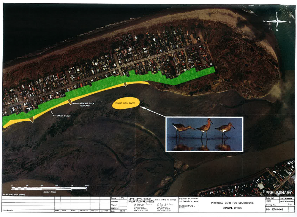 OCEL report for Southshore Inundation Protection