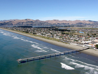Sea inundation could affect nearly 25,000 Christchurch properties by 2120: new report