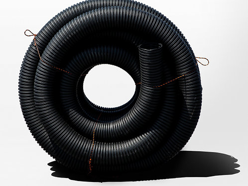 110 units of 4in. x 100ft TDR Ultra SW - Single Wall Solid Drain Pipe