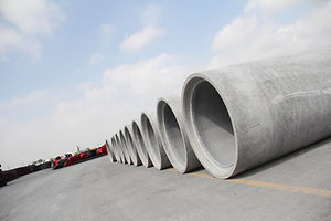 RCP Concrete Pipe