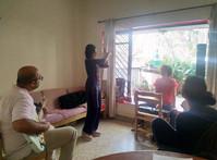 Room 1 Workshop with Hada Benadito