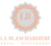 Logo de la blanchardière