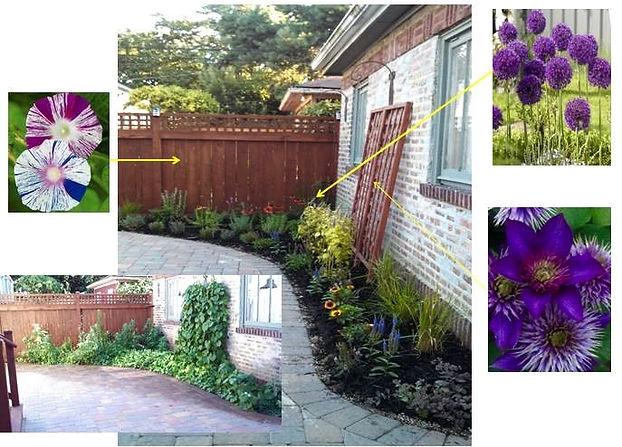 garden design in Evanston Illinois