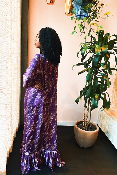 Tatu - Sheer Kimono