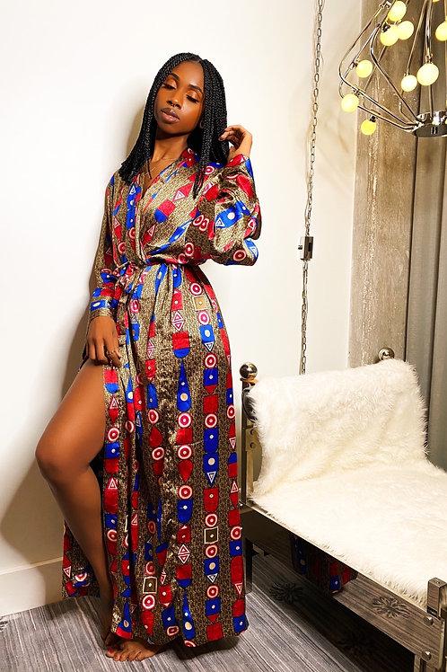Ajia - Silky Kimono