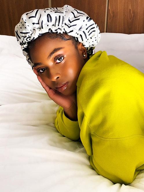Lavish Babe - Reversible Afrochic Bonnet