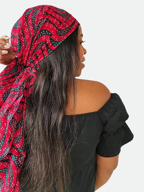 Fiercely - chiffon scarf