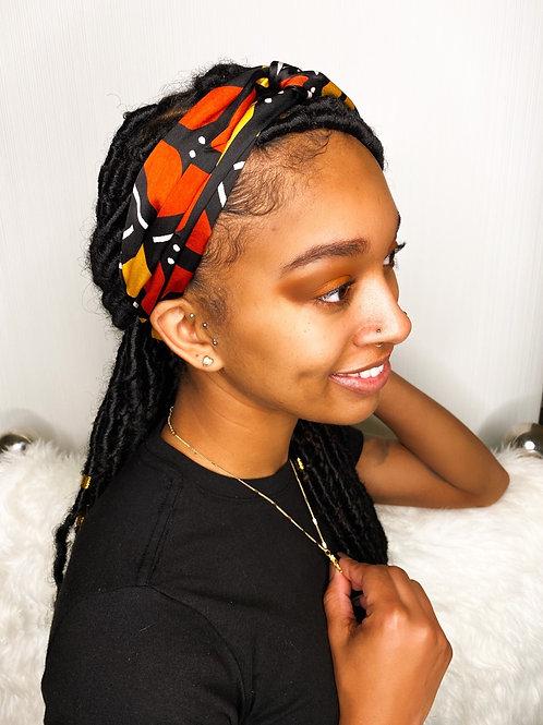 Woke Vibes- Silky Headbands