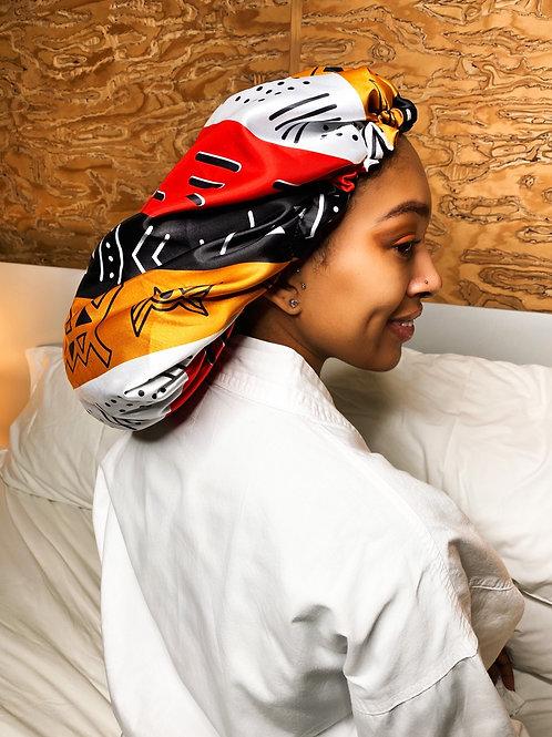 Fierce Babe- Afrochic Bonnet
