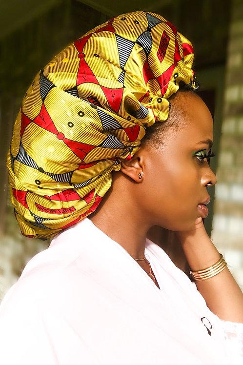 Glamorous Babe -  stoned Afrochic Bonnet