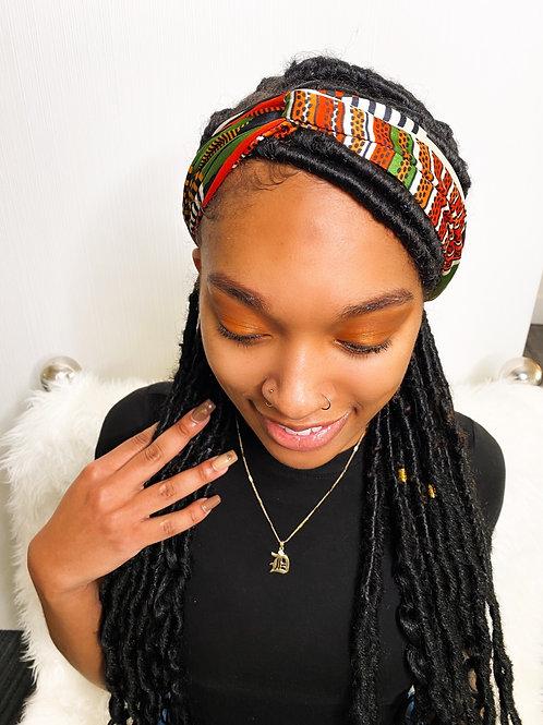 Ashanti Vibes- Silky HeadBand