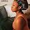 Thumbnail: Naija Babe Reversible Afrochic Bonnet