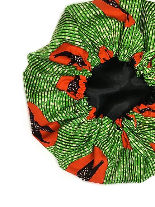 Mali Babe Afrochic Bonnet