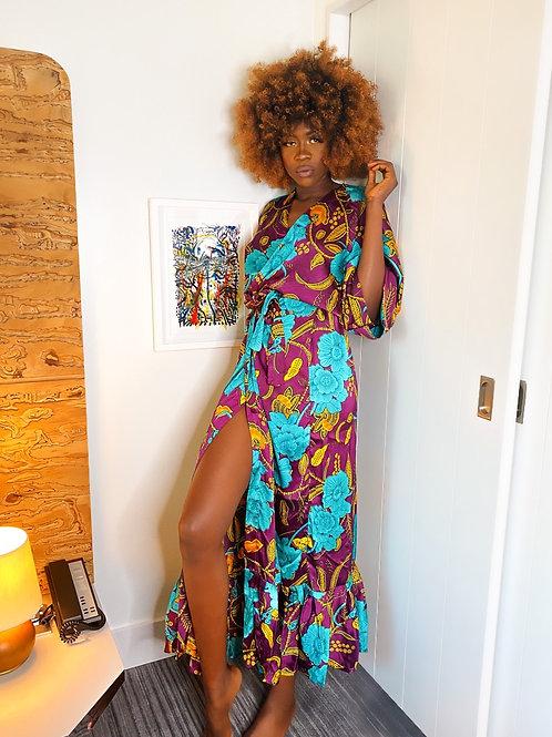 Eudoxie - Silk Kimono