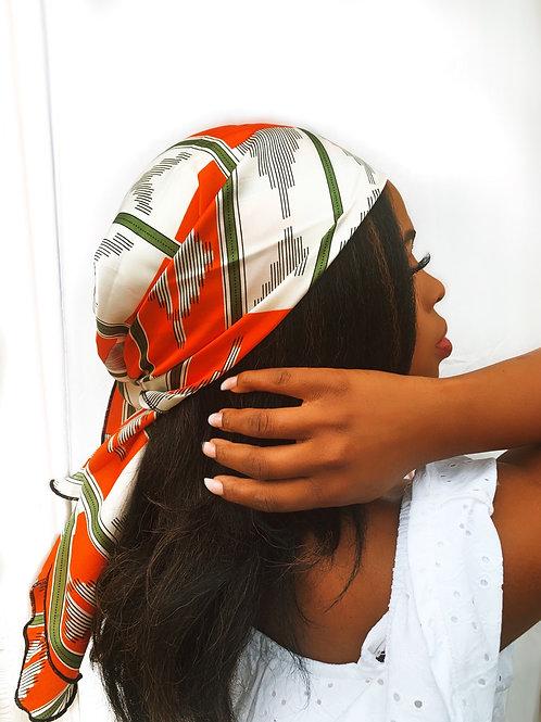 Egypt - Afrochic Silk Wrap